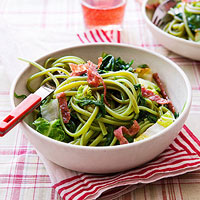 Go-Green Linguine
