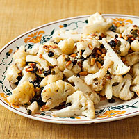 Cauliflower Toss-Up