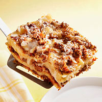 Lasagna Bolognese