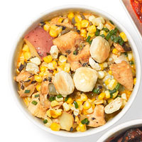 Chicken & Corn Chili