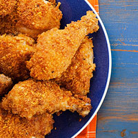 Cornflake-Crunch Chicken