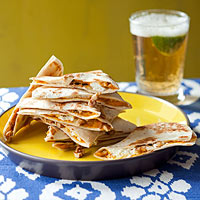 Snacks in a Snap: Pumpkin Quesadillas