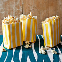 Snacks in a Snap: Buffalo Popcorn