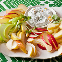 Apps in a Snap: Creamy Fruit Dip