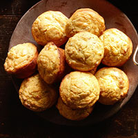 Cornmeal Stuffing Muffins