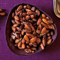Snacks in a Snap: Maple-Rosemary Almonds