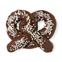 Cocoa Pretzels