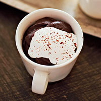 Hot Crock Chocolate Pudding
