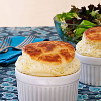 Mini Cheese Souffles