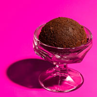 Cocoa-Cinnamon Sorbet