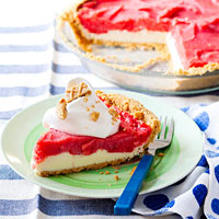 PBandJ Ice Cream Pie