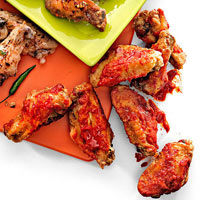 Pickled Pepper Wings