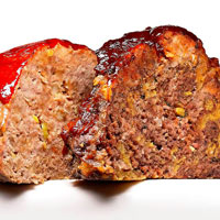Asian Turkey Meatloaf