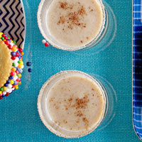 Apple Pie Shake Shots