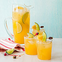 Pineapple-Lime Cooler