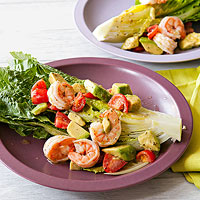 Shrimp 'n' Salad