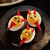 Doubly Deviled Eggs