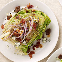 Warm Wedge Salad