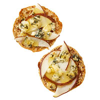 Pear Pizzettes