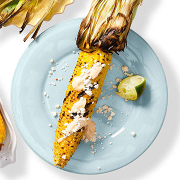 Cuban-Spiced Corn on the Cob