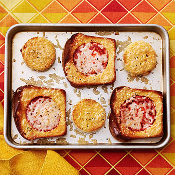 Red Toad-in-the-Hole