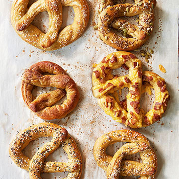 How to Make Soft Pretzels -- Every Day with Rachael Ray