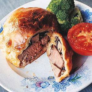 Individual Beef Wellingtons