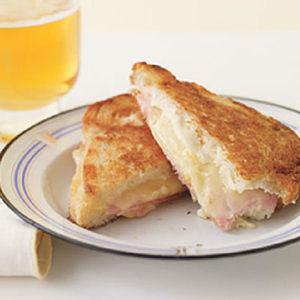 Croque Monsieur pour Vous et le Pup