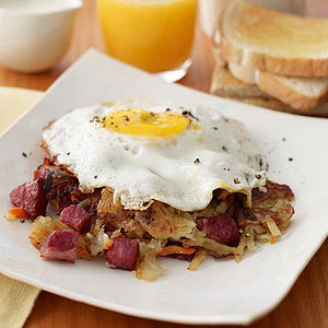 Meat and Potatoes Hash