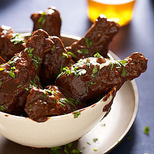 Spicy Chocolate Wings