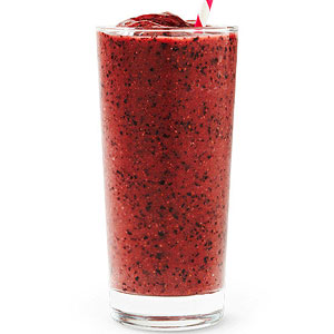 Double-Berry Smoothie