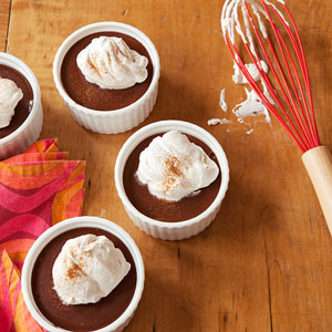 Warm Chocolate Pudding