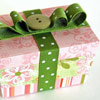 Green & Pink Gift Box