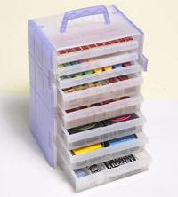 Stacking Drawer System
