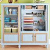 TAILOR A STORAGE ARMOIRE TO FIT THE STYLE OF YOUR HOME