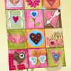 CREATE WALL ART FROM PATTERNED PAPER AND SCRAPBOOKING SUPPLIES