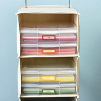 Stackable Clear Containers
