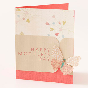Butterfly Mother?s Day Card