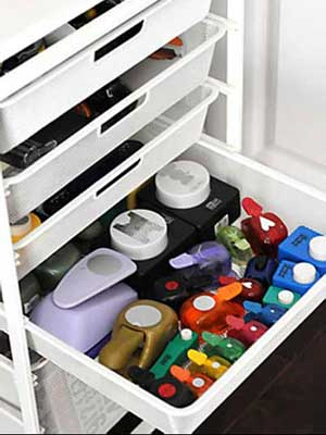 Durable wire drawers