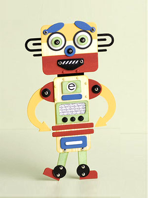 Chip Board Robot