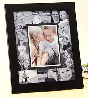 MAKE A PHOTO MONTAGE MAT
