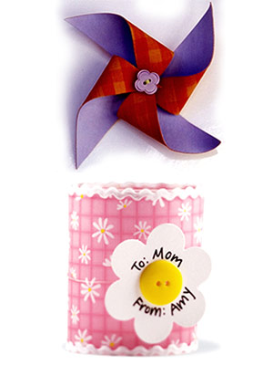Create Gifts for Mom and Dad
