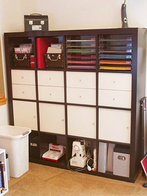 PICK PIECES WITH FLEXIBLE STORAGE OPTIONS