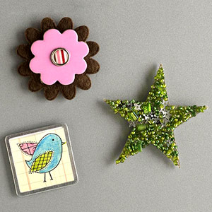 Make Kid-Friendly Magnets