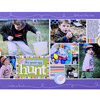 CREATE EASTER PHOTO COLLAGES USING DIGITAL TEMPLATES