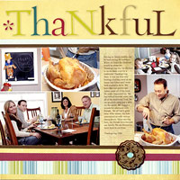 Include Detail Shots Of Thanksgiving Events