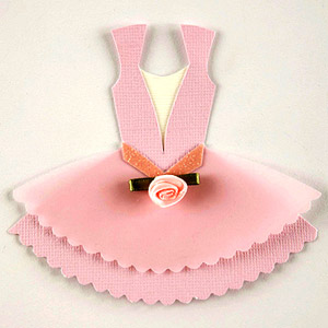 BALLERINA TUTU PAPER-PIECING PATTERN