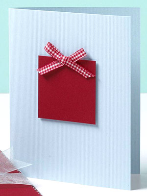 Use Basic Shapes To Create Quick Holiday-Card Embellishments