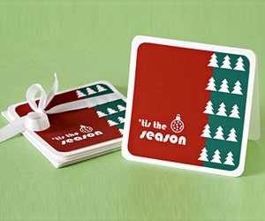 Use A Dingbat Font To Create A Quick Holiday Card