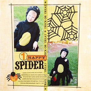 Make Your Own Halloween Embellishments